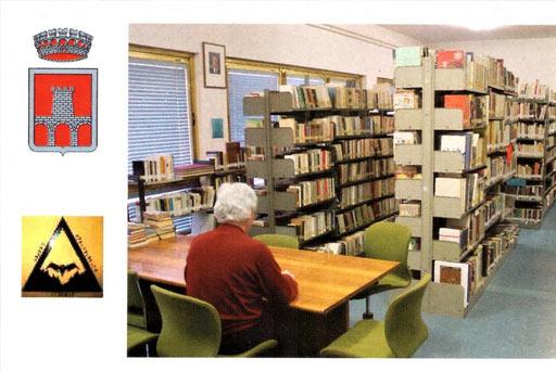 Biblioteca comunale del Villaggio del Pescatore